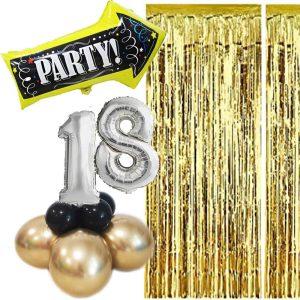 festa 18 anni uomo