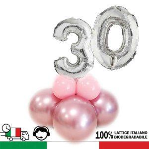 festa 30 anni donna
