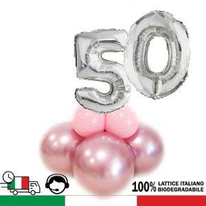 festa 50 anni donna