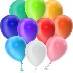 Palloncini in lattice in vari colori diametro 30 cm – gonfiaggio elio o aria