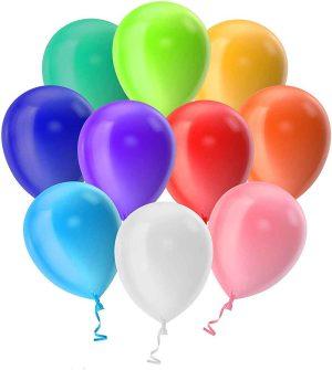 palloncini lattice in vari colori