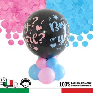 palloncino baby shower