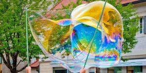 liquido bolle sapone