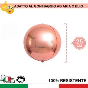 rosagold sfere orbz