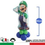 KIT centrotavola personaggio disney Luigi. Hobby creativi per festa a tema compleanno