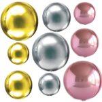 Sfere ORBZ 4D metallizzate autosigillanti – Vari colori e misure