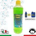 Liquido concentrato per bolle di sapone per realizzare 5 litri di liquido