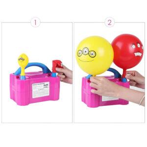 gonfiatore elettrico balloon